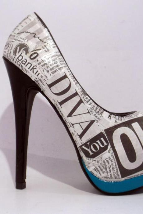 Handcrafted Shoes - News, News, News ....