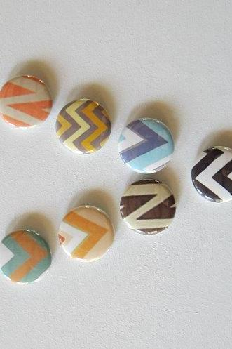 Magnests Chevron Set of Seven