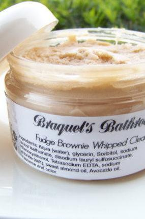 Fudge Brownie Whipped Body Cleanser (VEGAN)